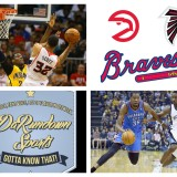 #DaRundown Sports Podcast Ep. 17: Kris Willis talks Hawks check-up, NBA Playoffs, Atlanta sports scene