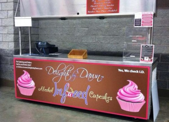 Atlanta Falcons' Cupcakes Take More 'Shots' than O-Line