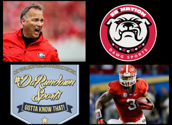 #DaRundown Sports Podcast Ep. 25: UGA Football talk w/ Jeremy Attaway